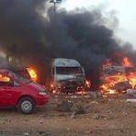 Pazar yerinde saldırı: En az 27 ölü 83 yaralı