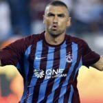 Trabzonspor'da Burak Yılmaz endişesi
