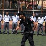 Güvenlikçilere sporda şiddeti önleme eğitimi