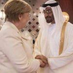 BAE, Merkel'den böyle intikam aldı
