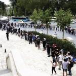 Bugün İstanbul! Kuyruğun sonu yok