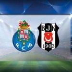 Porto - Beşiktaş maçı Eylül'ün kaçında? Şampiyonlar Lig maçı Hangi kanalda?