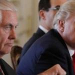 Tillerson'dan Trump çıkışı