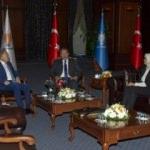 AK Parti ve CHP bayramlaştı!