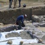 Pompeiopolis'te kazı çalışmaları