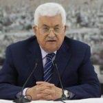 Filistin Başkanı, Hisarcıklıoğlu'nu kabul etti