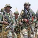 Nijerya Ordusu'nun üniforması Türk şirketten