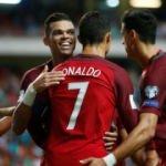 Ronaldo şov yaptı: 5-1