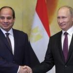 Putin'den Sisi'ye Ortadoğu teşekkürü!