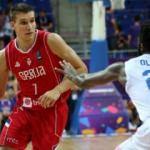 Bogdanovic, Sırbistan'ı sırtladı