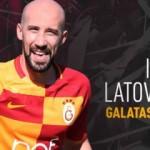 Galatasaray yeni transferi açıkladı
