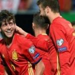 İspanya attıkça attı: 8-0