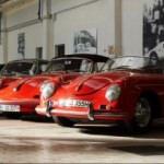 Porsche müzesinde kısa bir tura çıkın...
