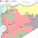 PKK, ABD'nin desteğiyle işgal alanını genişletti!