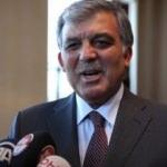 Abdullah Gül'den anlamlı mesaj