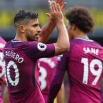Aguero yıldızlaştı, Manchester City 6 attı!