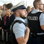 Almanya'da havaalanında saldırı! Yaralılar var