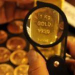Altının kilogramı 146 bin 100 liraya geriledi