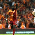 Lider Galatasaray Gomis'le güldü!