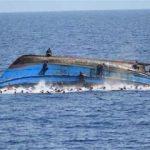Tekne alabora oldu: En az 53 ölü
