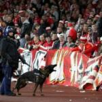 Olaylı maça UEFA'dan soruşturma