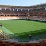 Yeni stattaki ilk maçın biletlerine ilgi büyük