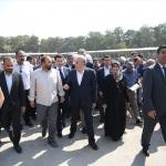 Bakan Fakıbaba ve Katar heyeti Şanlıurfa'da