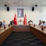 Trakya Gümrük ve Ticaret Bölge Müdürlüğü aylık toplantısı