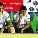 Beşiktaş'tan açıklama! Yırtık tespit edildi!