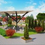 Bismil'de Meydan Parkı çalışmaları başladı