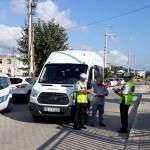 İzmir'de okul servisi denetimleri