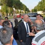 Erzurum E-80 karayoluna üst geçit yapılacak