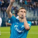 Avrupa Ligi'nde haftanın oyuncusu Kokorin!