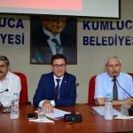 Kumluca'da hazine arazileriyle ilgili toplantı düzenlendi