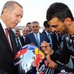Erdoğan'dan Sofuoğlu'na telefon!
