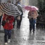 Meteoroloji Genel Müdürlüğü ve AKOM uyardı: Sağanak yağış geliyor!