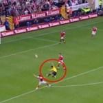 Van Persie'den taraftarı çıldırtan gol!