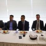 Haskovalı gazeteciler Edirne'de meslektaşlarıyla bir araya geldi