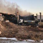 GÜNCELLEME - Adana'da boya fabrikasında yangın