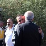 Kılıçdaroğlu, oğluyla hasret giderdi
