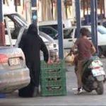 Antalya'da yürek burkan görüntü