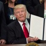 Araştırma tamam! Liste Trump'a sunuldu