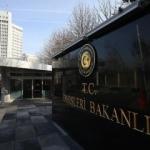 Dışişleri Bakanlığı'ndan Azerbaycan  uyarısı!
