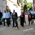 Üniversite öğrencilerinden Suriyeli yetimlere destek
