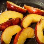 Meyve ve dondurma kızartması nasıl yapılır?