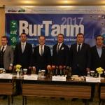 Bursa'da tarım ve hayvancılık fuarları