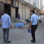 Adana'da pencereden düşen işçi hayatını kaybetti