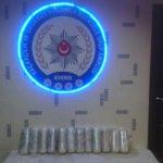 Şanlıurfa'da uyuşturucu ve kaçakçılıkla mücadele