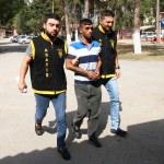 Adana'da evden hırsızlık iddiası