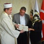 Bulgar gelin Zhelyazdva, Müslüman oldu